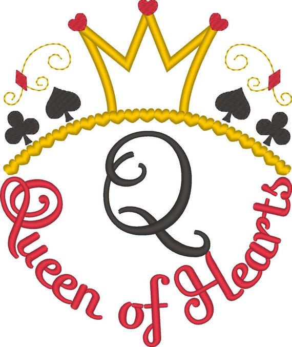 SAMPLE SALE, Alice in Wonderland Inspired Shirt - Queen of Hearts Birthday Shirt - Disney Vacation - Disney Princess Birthday