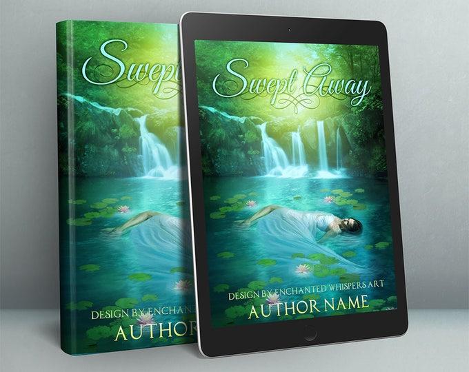 fantasy cover art design ebook premade