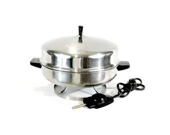 Sunbeam Electric Fry Pan Instructions