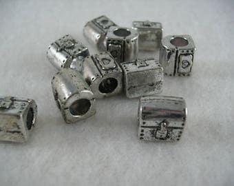 Metal Beads, 10 pcs  (1035)