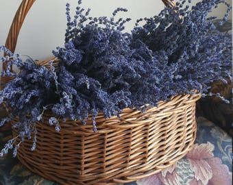 Beautiful Aromatic Lavender Bunches