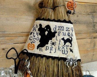 witch broom kit