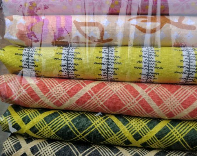 Free Spirit 1 Yard Bundle - 5.00 per yard - Misc. patterns and colors