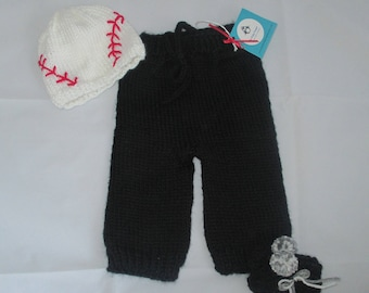 Chicago White Sox baby pants set