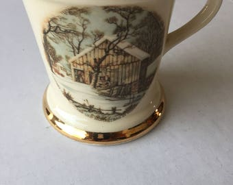Old Homestead Shaving Mug