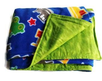 Weighted blanket, weighted blanket for kids, anxiety blanket, autism blanket, calming blanket, trucks