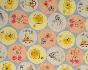 Winnie the Pooh and Friends Disney Fabrics