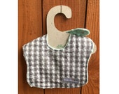 Just Hanging in this leakproof baby bib (Ready to ship)