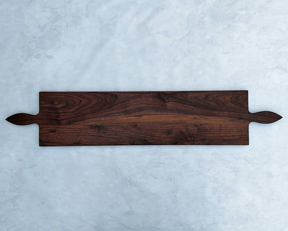 50 Inch- Double Handle Serving Platter- by Red Maple Run