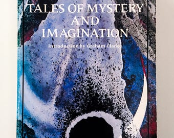 Edgar Allan Poe / Tales of Mystery and Imagination / 1987 / Rare and Collectable,