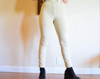 Italian Tan Riding Pants