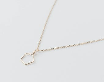 goldplated silver necklace