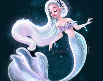 Aqua Ice Mermaid