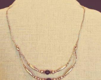 Southwestern Silver Necklace