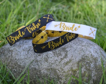 Bride Tribe Hen Party Wristband / Bracelet - Hen Do - Favours - Hen Night Accessories - Hen Party - Bag Fillers