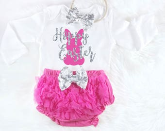 Baby first easter etsy hoppy easter babys first easter baby easter outfit baby girls first easter baby easter dress baby negle Images