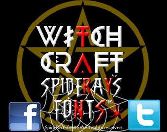 WITCHCRAFT Commercial Font