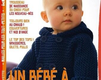 Catalog IDEAL 74 baby knitting patterns No. 153 new