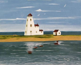 Northport Lighthouse - Print