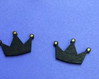 King's Crown lapel pin-father's day gift-gifts for him-anniversary gift