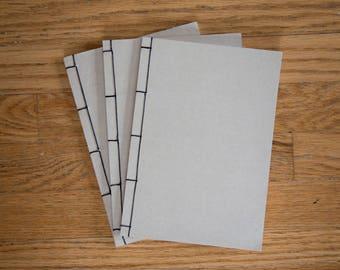 Handmade Japanese Threaded Notebook