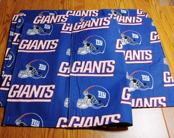 NY Giants Placemats