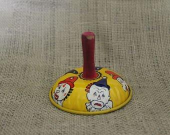 1950's Clown Noise Maker/Bell
