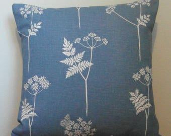 Vanessa Arbuthnott  *COW PARSLEY*  Cushion Cover 40cm