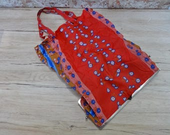 Vintage ladies purse with a  bag