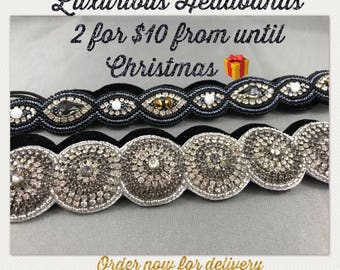 Luxury Headband Special Two for 10