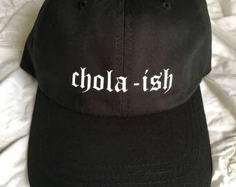 Chola-ish Dad Hat