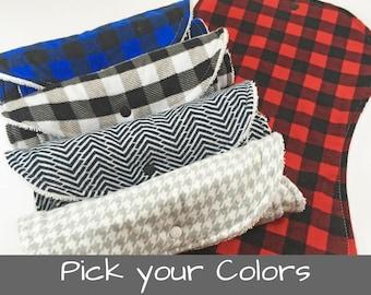 Baby Burp Cloths Baby Shower Gift Burp Cloth Set Burp Rags Baby Gift