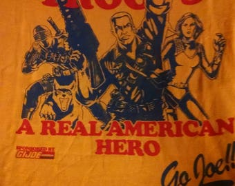 Shirts - GI Joe Support Our Troops - Adult L