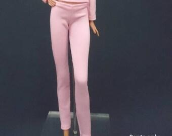 Pants for Barbie,Muse barbie,Tall barbie, FR, Silkstone, Vintage barbie-No. 0243