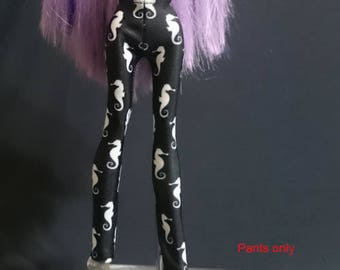 Tight pants/leggings/clothes for Monster high/Ever after high doll- 000046
