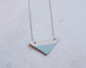 Seabreeze Ceramic Necklace