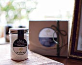 Sea Salt, Perfect gift, Personalized housewarming gift, Crystal Gourmet salt, Natural raw salt, Salt box, From Mani's rocks, FREE SHIPPING