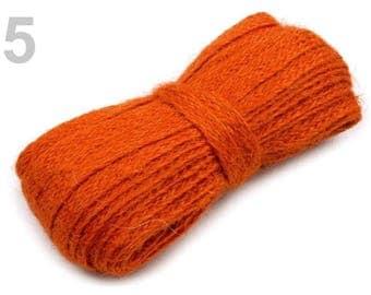 3 M string just sisal flat orange 11 mm