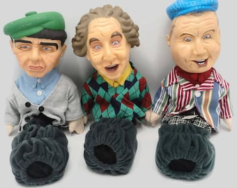 Three Stooges Talking Golf Club Covers