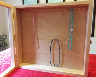 Necklace, Jewelry, Rosary - Display Case
