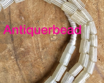 Bohemian clear antique Gooseberry beads Africa trade beads