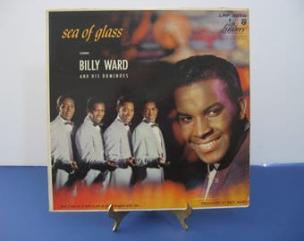 Billy Ward And His Dominoes - Sea of Glass - Circa 1957