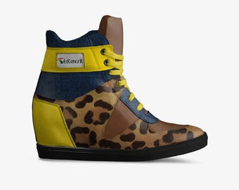 Rock Steady high top sneakers