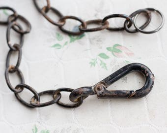 Dark Wallet Chain - Chunky and Old