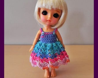 Dress for Lati Yellow & Pukifee doll