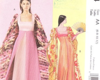 McCall's 5264 Misses' Star Wars Padme Costume Pattern