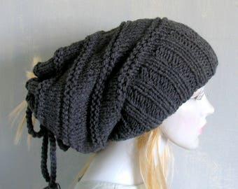 Dreadlock accessories Mens dreadlock tube hat Womens Hat plain hair wrap, dread band tube hat knited women hat