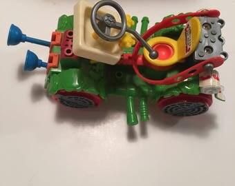 Teenage Mutant Ninja Turtles Car