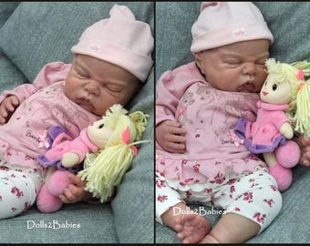 Reborn 20 inch Vinyl Doll Kit Bountiful Baby Celeste by Cindy Musgrove 415