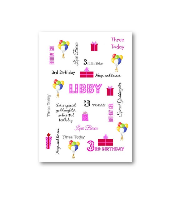 Personalised 1st Birthday Card Personalized 1st Birthday – Personalized 1st Birthday Cards